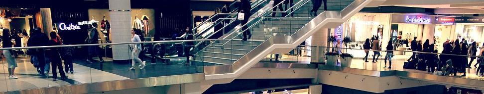 Installer le WiFi dans une galerie marchande avec Premium Wi-Fi