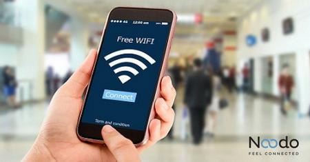 Se connecter à un hotspot WiFi