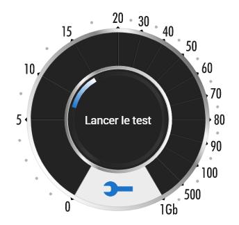 Tester son débit internet