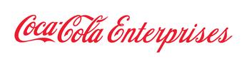 Coca Cola Enterprises Logo