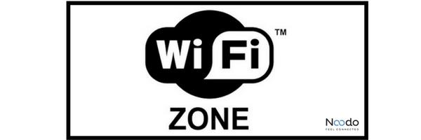 Espace WiFi gratuit