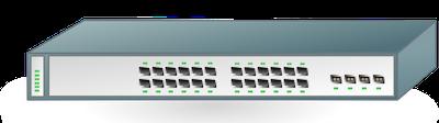 Switch ou commutateur réseau