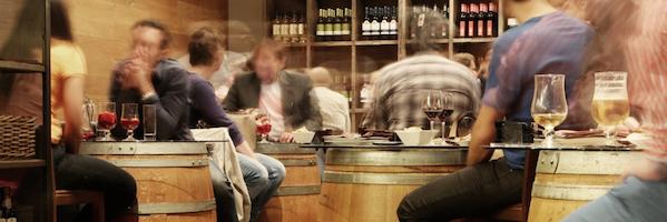 Digitalisation d'un bar grâce au WiFi