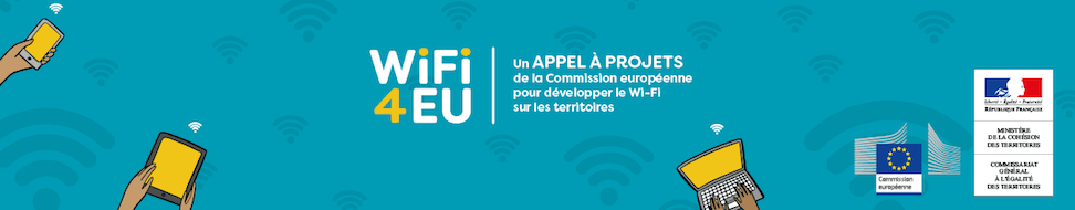 Appel à projets WiFi4EU