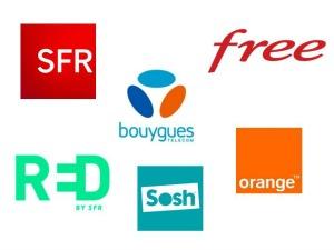 Les principaux FAI français