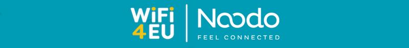 Noodo, opérateur WiFi référencé WiFi4EU