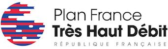 Logo Plan France Très Haut Débit